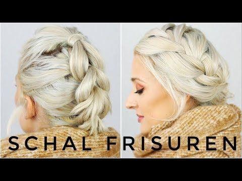 Schal Frisuren Herbst Looks Olesjaswelt Check More At Https Www Worldknowledge Info Sch Long Hair Waves Long Hair Styles Body Art Tattoos