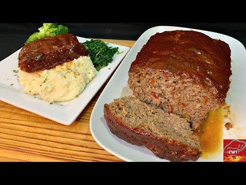 Best Meatloaf Recipe That S Juicy Moist Easy Best Recipe Box Recipe Good Meatloaf Recipe Moist Meatloaf Recipes Juicy Meatloaf Recipe