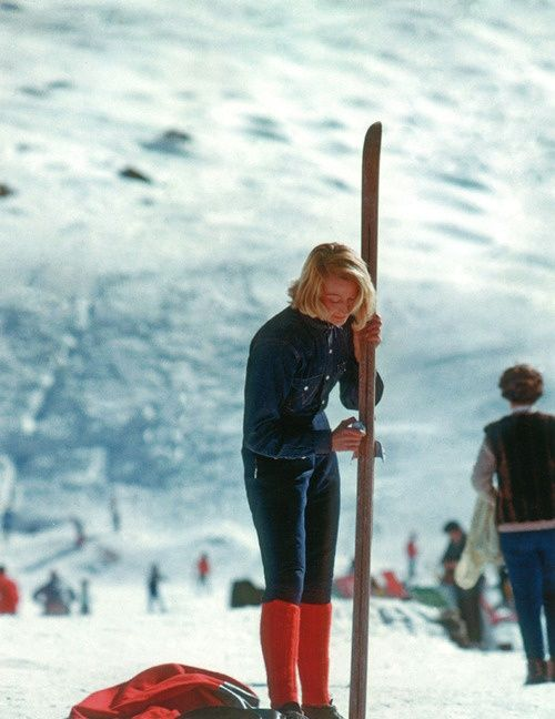 Après-ski: Slim Aarons: