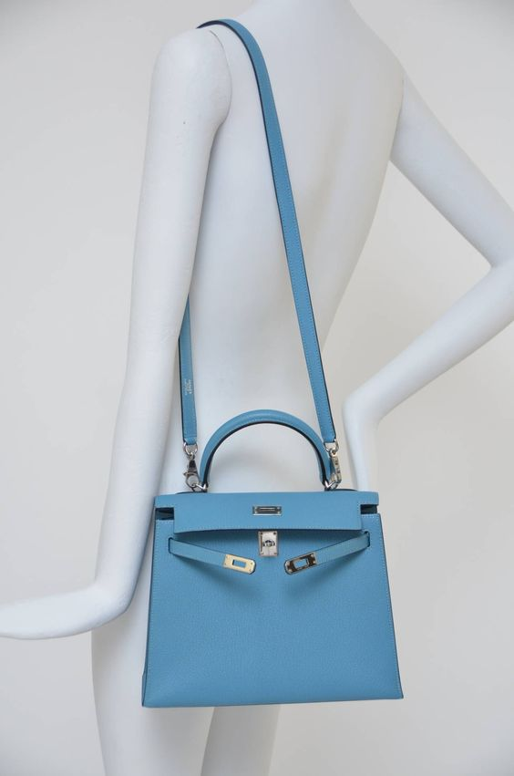 used hermes bag - Rare Hermes Mini Kelly 25 Cm Palladium Hardware NEW | Hermes ...