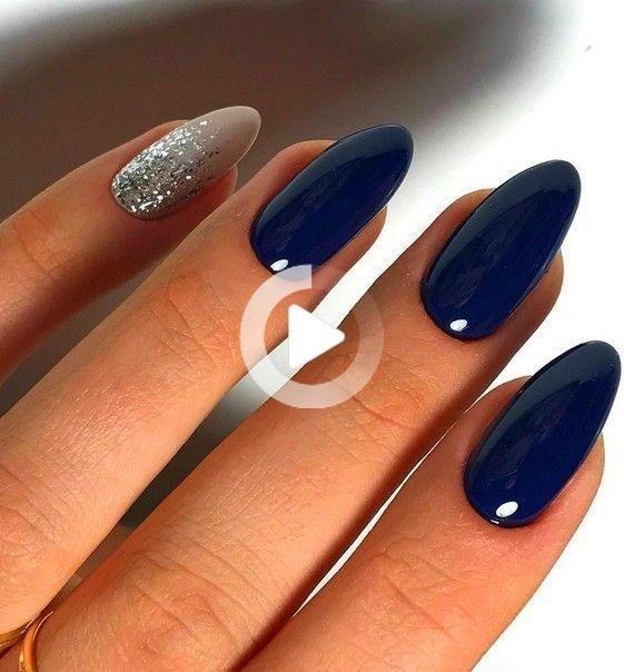 Blue Nails Inspirationen Von Farben Und Designlacken Und Manikre 329 Clubboxingday Boxingday Blue Nail Designs Blue Nail Art Designs Navy Blue Nails