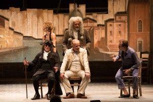 Bugiardo, Napoli  Alfredo Arias Scene costumi di Chloe Obolensky  Bozzetti di roberta dori puddu  Rdpstudio@gmail.com