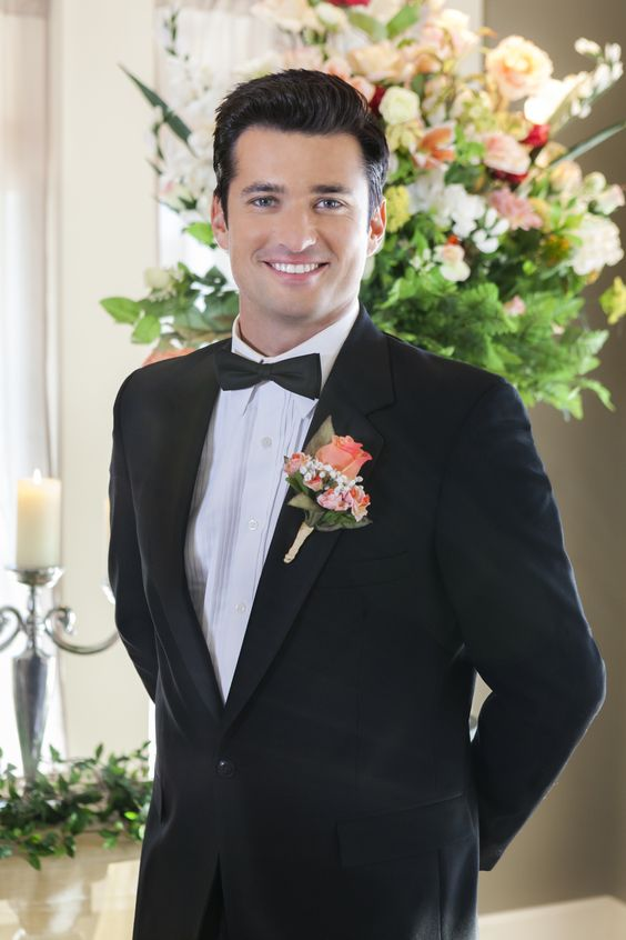 "Wes Brown stars as the lucky groom in our latest wedding comedy ""June in January"" premiering Saturday January 18 7/6C!"