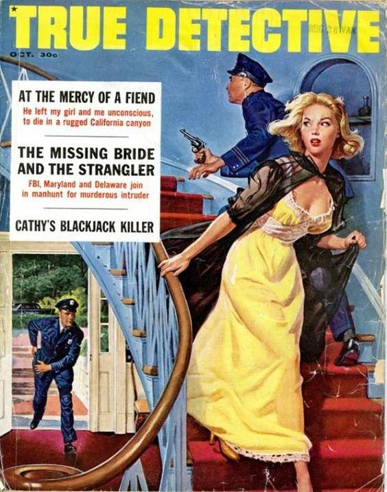 True Detective (Pulp magazine)