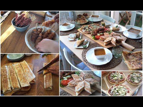 مائدة إفطار سابع يوم من رمضان 1440 Youtube Food Cheese Board Cheese