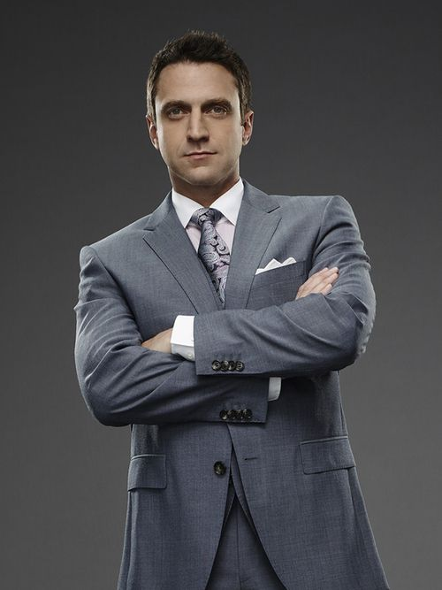 Dr. Frederick Chilton played by Raul Esparza