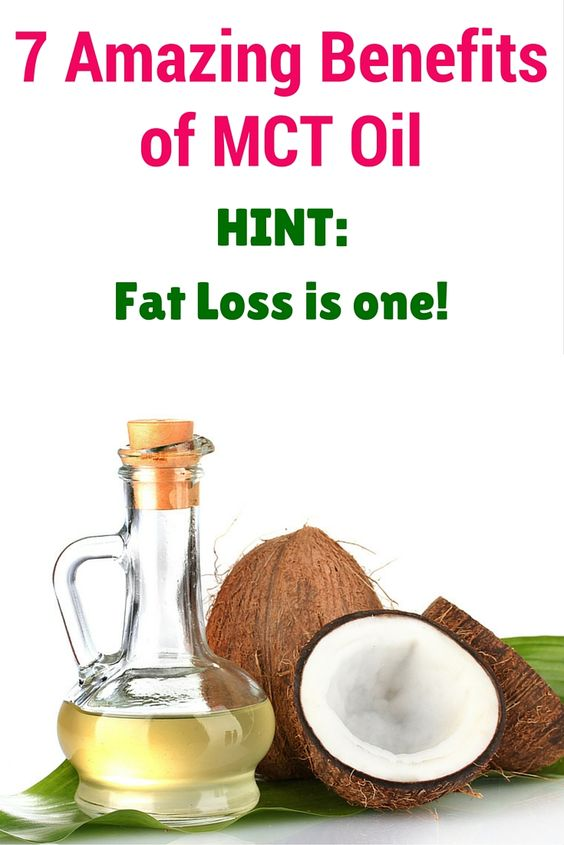 7 reasons to consume MCT oil daily and how to do it with EASE! www.NutritionTrend.com