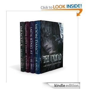http://www.amazon.com/The-Undead-Four-Novels-ebook/dp/B00DUFI072/ref=sr_1_1?s=digital-text=UTF8=1373565621=1-1=the+undead+p.j.+day  only 2.99!!