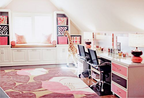 Cute office room