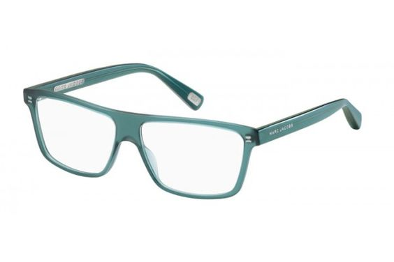 Marc Jacobs does do a really nice aqua green pair of glasses, dont they? this style is MJ 425 – XGO