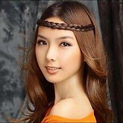 Bandas Tails peruca de cabelo Headbands