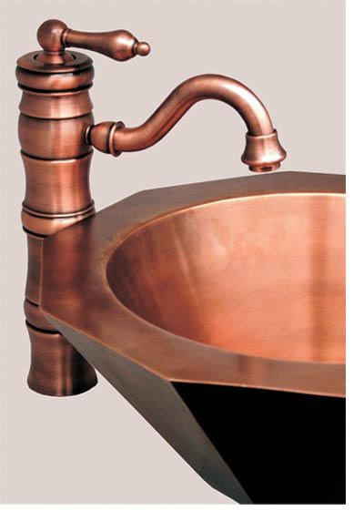 Copper casa cruz provides the best quality handmade - Kitchen sinks austin tx ...