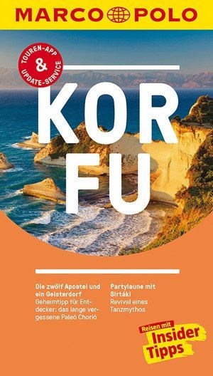 Korfu MARCO POLO Reiseführer