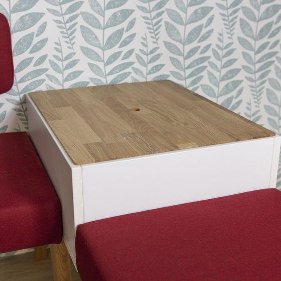 Eine einzigartige Design Kindermöbel Kollektion. Wunderbare Formensprache mit ebenso fabelhaften Materialkompositionen.  In Düsseldorf und hier erhältlich:  http://www.kinderraeume.com/De-Breuyn-debe-deline-kinderraeume/