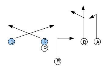 Flag Football Playbook 8 Of My Best Football Plays For 6 On 6