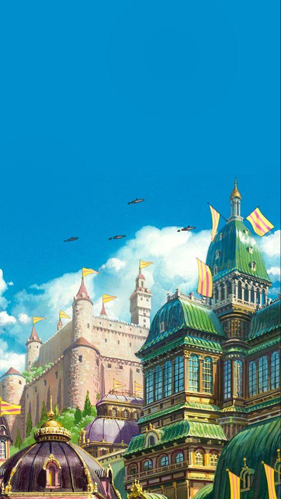 ジブリ おしゃれまとめの人気アイデア Pinterest ピーチグミ ハウルの動く城 スタジオジブリ ハウル