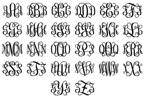 44 best calligraphy images on pinterest calligraphy monograms 44 best calligraphy images on pinterest calligraphy monograms and embroidery fonts pronofoot35fo Images