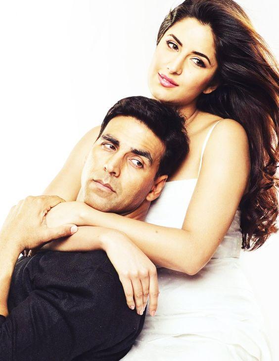 Akshay Kumar and Katrina Kaif, my favorite Bollywood jodi,