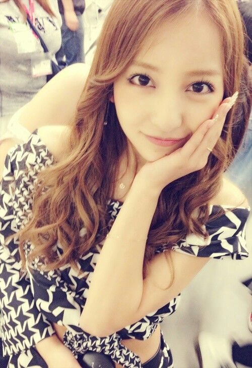 Tomomi Itano /Tomochin (AKB48) looks so cute
