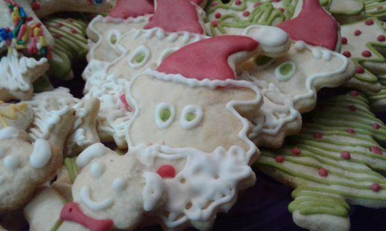 Contato: aromaglace.atelier@gmail.com #makingoff #cookie #biscoitodenatal #biscoito #christmas #atelieraromaglace #confeitaria
