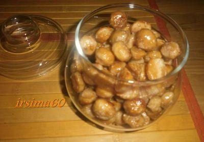 Rezept: Macadamianüsse mit Salzkaramell