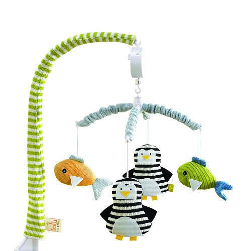 Lolli Living Phinley Musical Mobile Penguin Living Textiles Babies R Us Baby Musical Mobile Musical Mobile Musical Cot Mobile