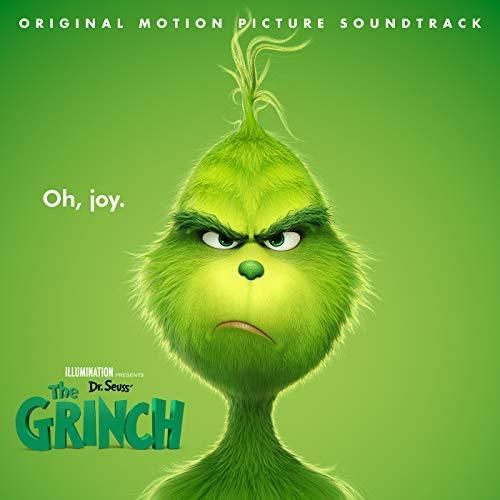 Dr Seuss The Grinch Soundtrack Soundtrack Tracklist 2021 Grinch The Grinch Movie Soundtrack