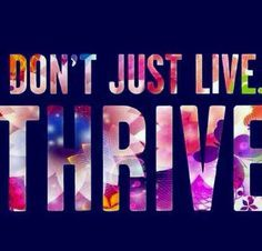 Are you wondering what Thrive is all about? Why we love it? Join me today try it…
