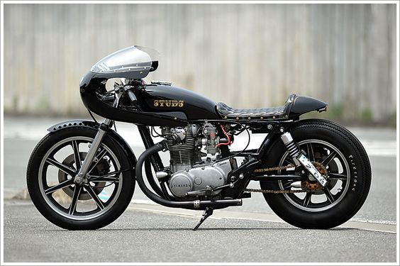 Yamaha XS650 SP - Studs Motorcycles - Pipeburn - Purveyors of Classic Motorcycles, Cafe Racers & Custom motorbikes