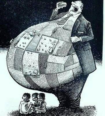 Бенкет під час чуми - корупція немає меж