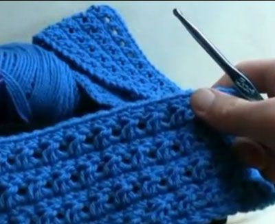 Criss Cross Learn How To Crochet And Crosses On Pinterest