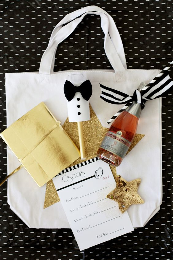 More swag bags oscar party swag oscars bags parties party gifts a