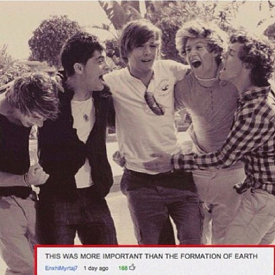the formation of One Direction