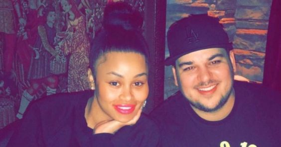 Rob Kardashian refollowed his fiancee, Blac Chyna, on Instagram as they enjoyed…