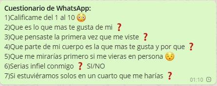 Pin De Chemy Velasco En Preguntas Estados Para Whatsapp Cuestionarios Para Whatsapp Retos Para Whatsapp Atrevidos