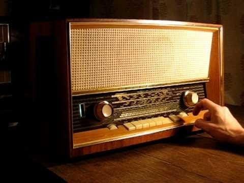 راديو زمان Ehab Show Old Radios Radio Youtube
