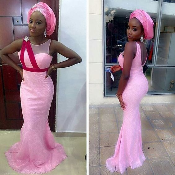 @t16worldoffashion never lets us down when it comes to making stunning #asoebi styles: