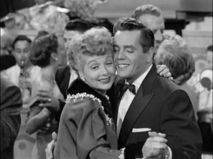 #Lucy and #Ricky_Recardo #I-Love_Lucy