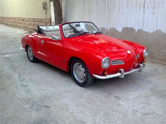 Karmann Ghia Convertible or Sale -211546