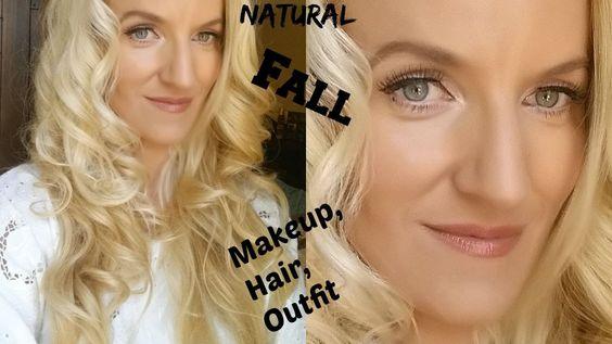 Natural Fall Makeup, Hair, Outfit | Fabulous Torture