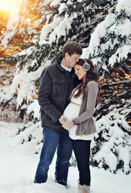 Winter Maternity - Add earmuffs
