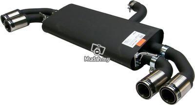 Audi TT Remus Quad Exhaust Carbon Tip - Car Accessories & Parts for sale in Bandar Sunway, Selangor