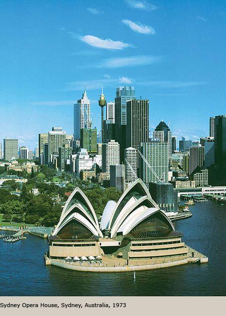 ^ - Sydney Opera House - Jørn Utzon Utzon, Jorn Pinterest ...