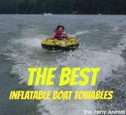 If you own a boat and want to add some fun to the ride then you must get yourself an Inflatable Boat Towable. These Towable Tubes come in all...