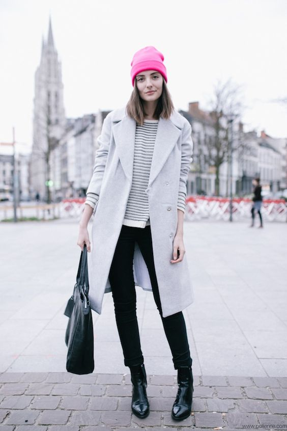 Lovely Winter Fashion 2018