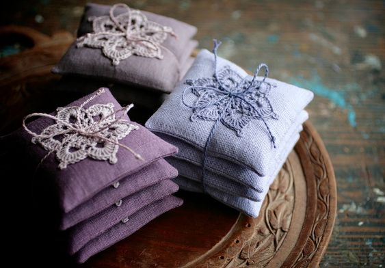 Lavender bags | Flickr - Photo Sharing!