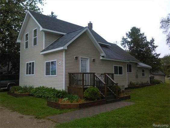 Property For Sale 84,900 Pretty piece of country living right in town! Take a look at this totally renovated 3 bdrm- 2.5 bath home in Minden city. Spacious Kitchen and dining area! This house was gutted in 2010 right down to