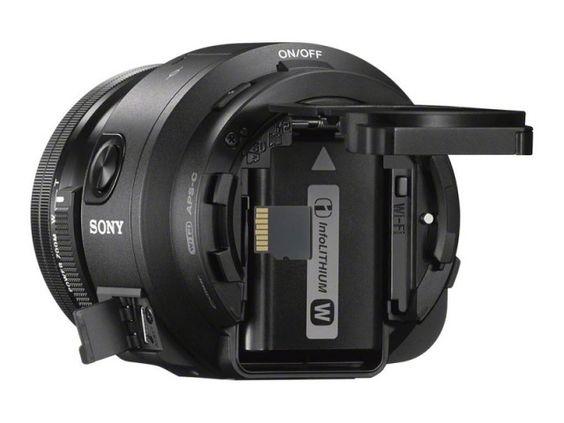 Камера-об'єктив Cyber-shot DSC-QX30