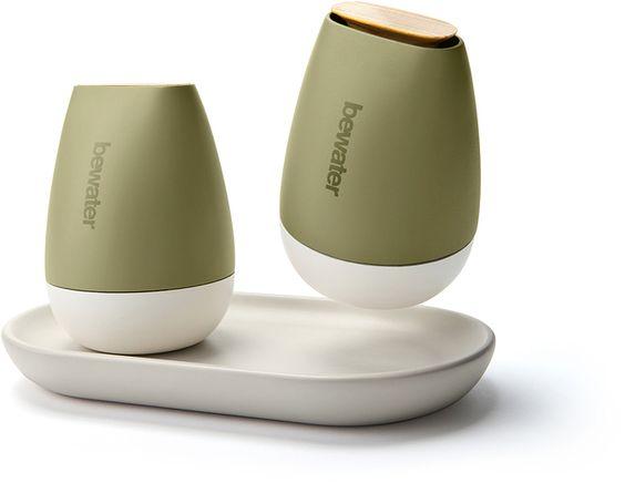 Mellow condiment set | Designer: Bewater Studio Limited - http://www.bewaterstudio.com
