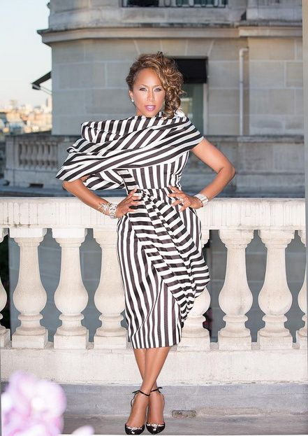 Marjorie Harvey-GORGEOUS DRESS!!!